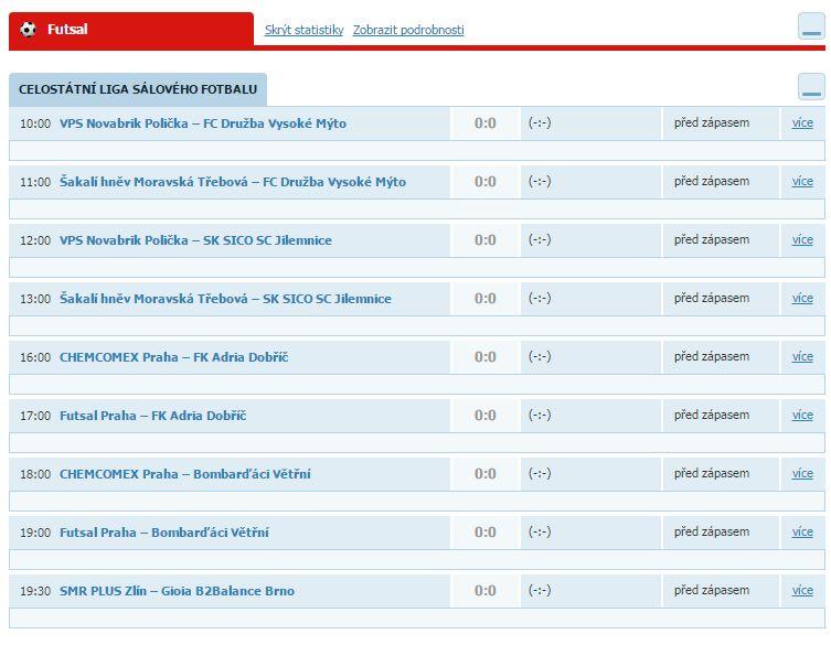 Sledujte zápasy na webu Onlajny.com